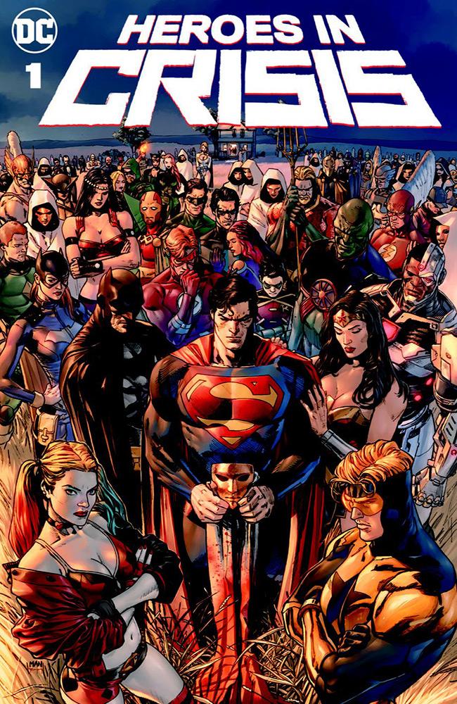 Heroes in Crisis # 1