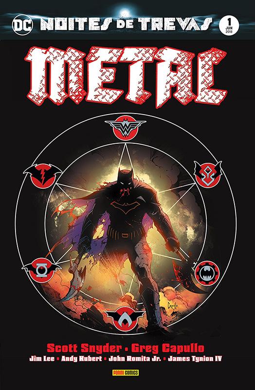 Noite das Trevas - metal - Volume 1