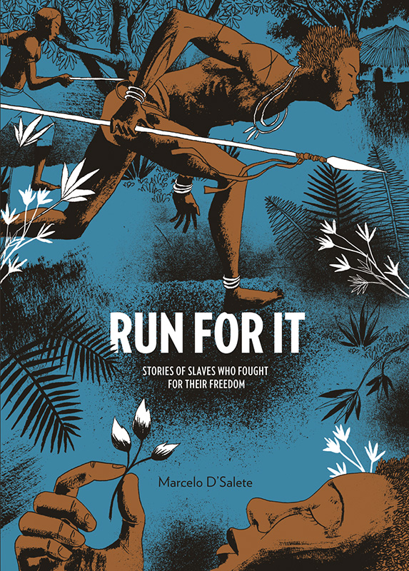 Run for it (versão norte-americana de Cumbe)
