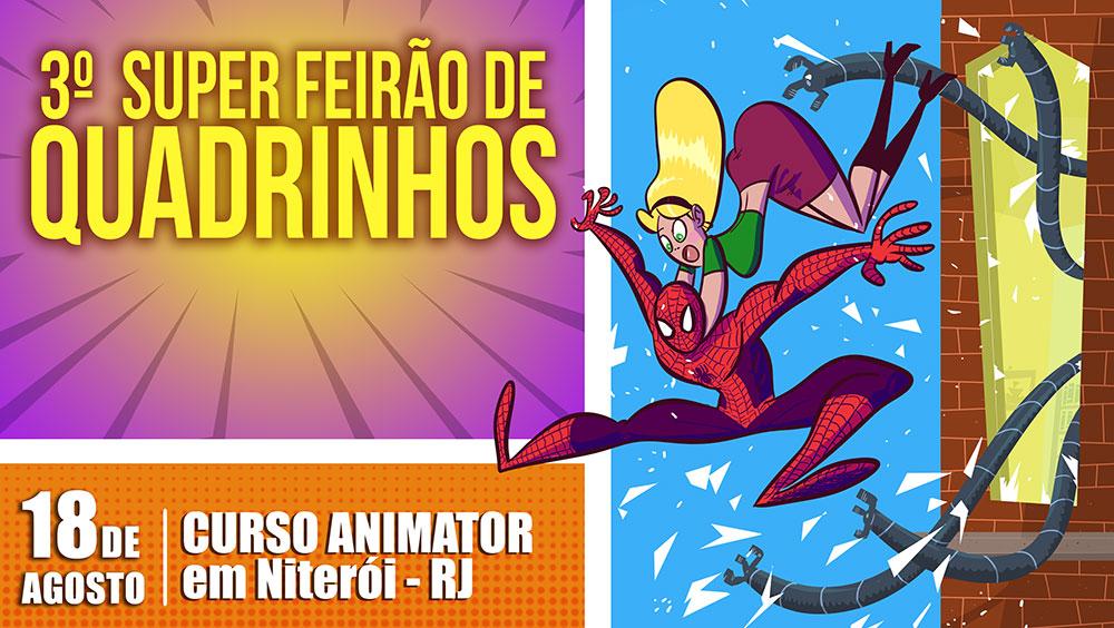 3º Super Feirão de Quadrinhos