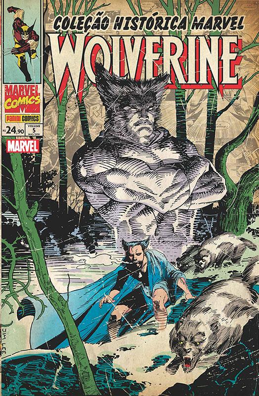 Coleção Histórica Marvel - Wolverine - Volume 5