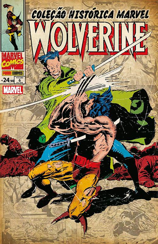 Coleção Histórica Marvel - Wolverine - Volume 6