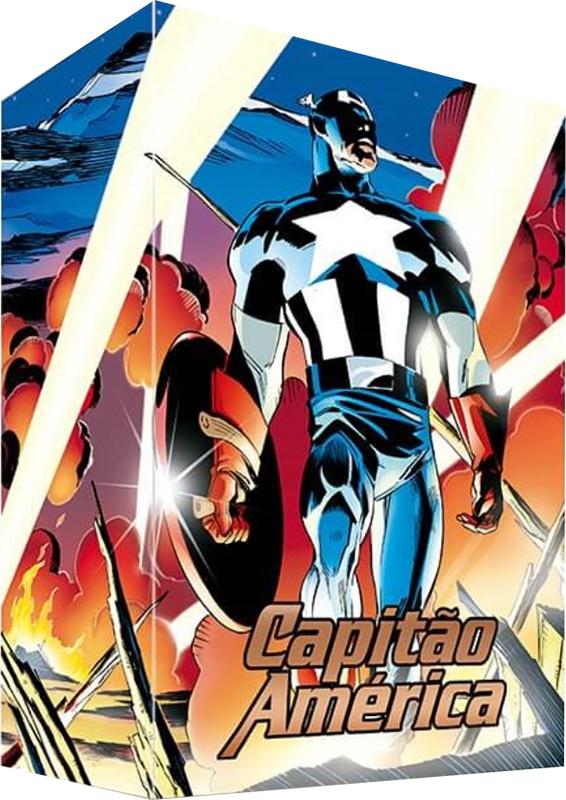 Marvel Edição Especial Limitada - Capitão América