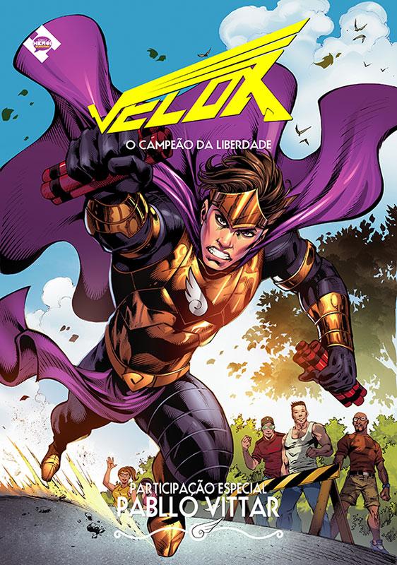 Velox - O campeão da liberdade