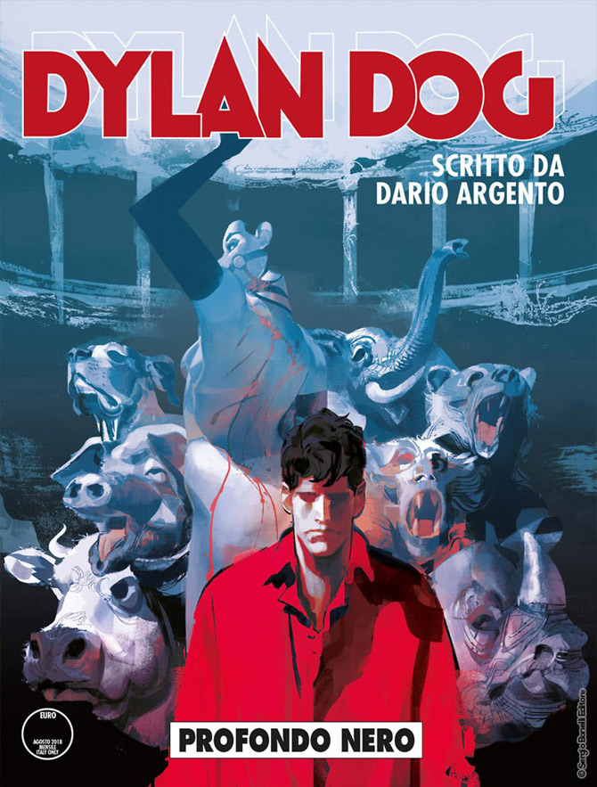 Dylan Dog # 383
