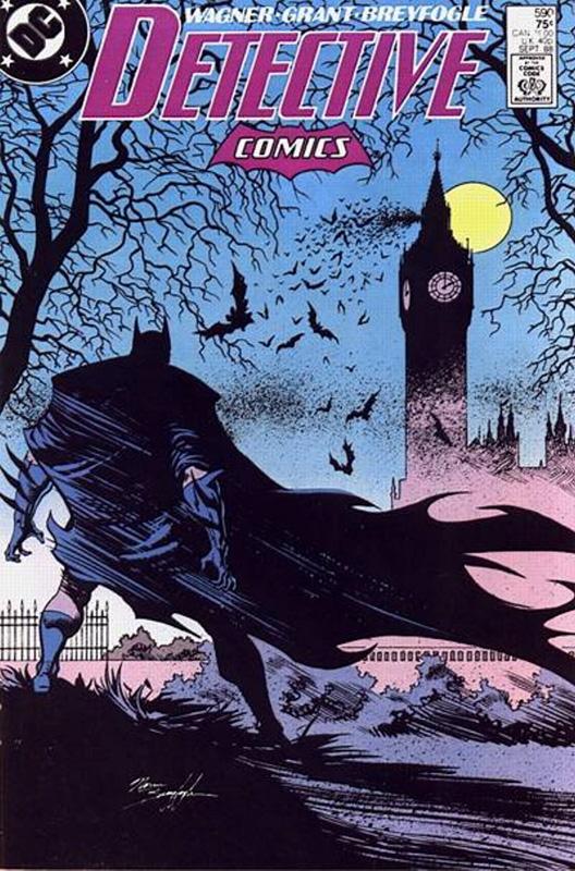 Detective Comics # 590