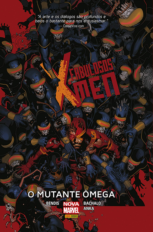 Fabulosos X-Men - O Mutante Ômega