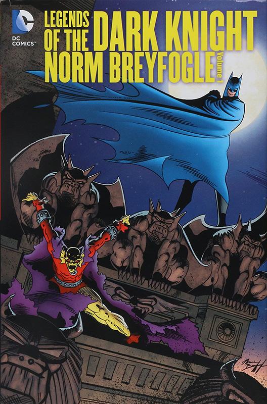 Legends of the Dark Knight - Norm Breyfogle