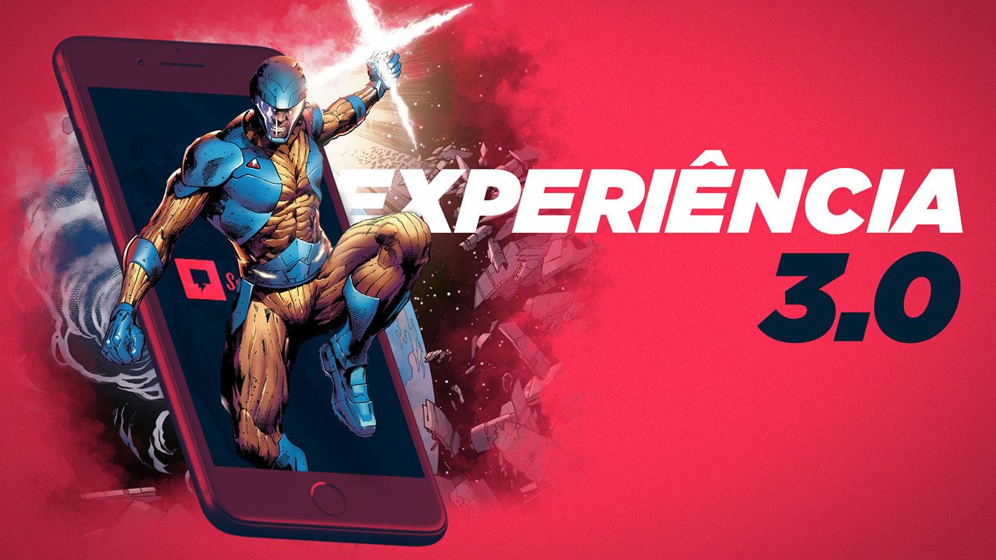 Social Comics - Experiência 3.0