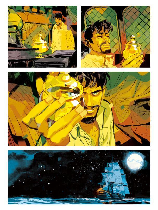 Arte de Dylan Dog – Mater Dolorosa