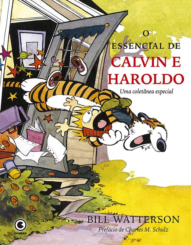 O Essencial de Calvin e Haroldo - Uma coletânea especial