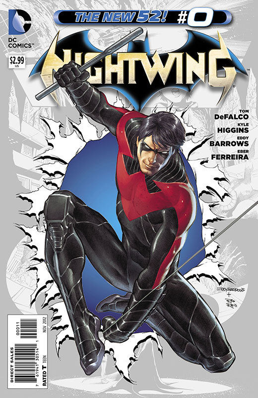 Nightwing #0