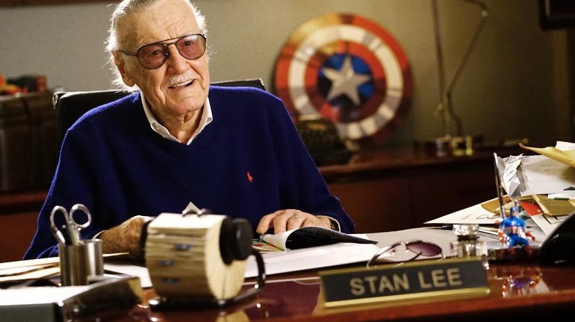 Stan Lee  ninguém me avisou que ele não era imortal - UNIVERSO HQ 39c7f0702d84c