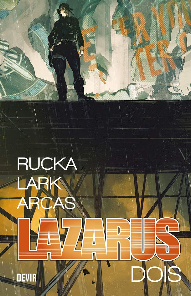 Lazarus - Volume 2