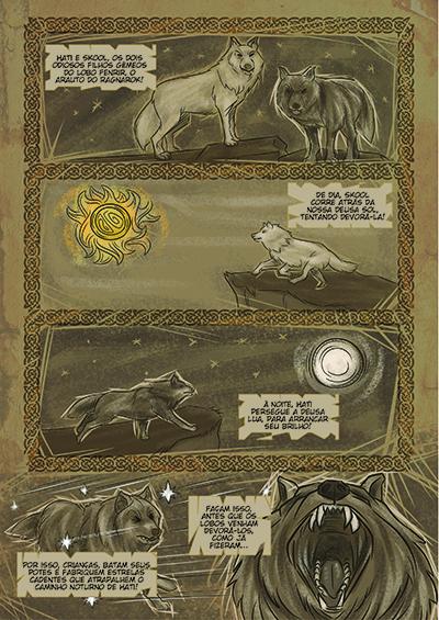Abandonados Pelos Deuses - Sigrid