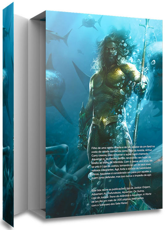 Box Aquaman