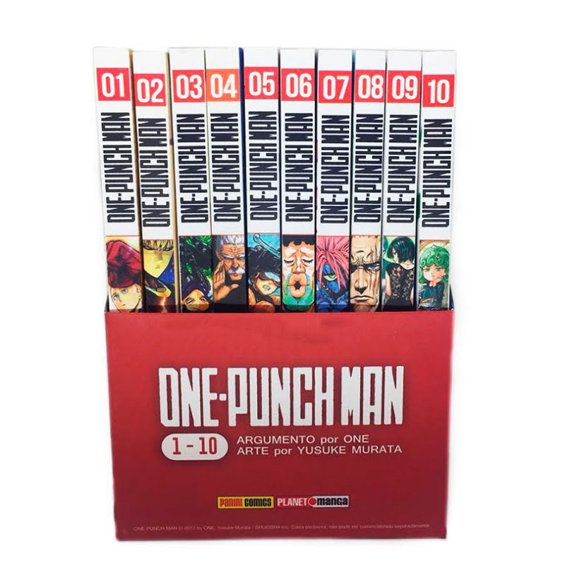 Box One-Punch Man