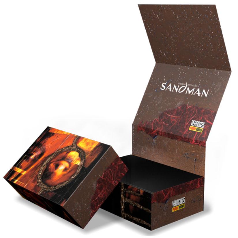 Box Sandman - Coleção Definitiva