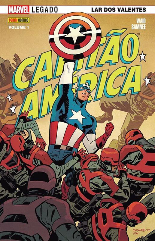 Capitão América – Lar dos valentes