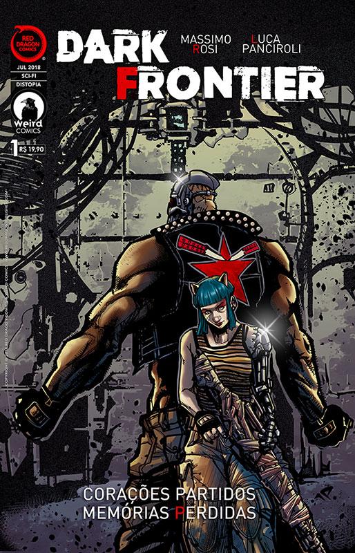 Dark Frontier # 1