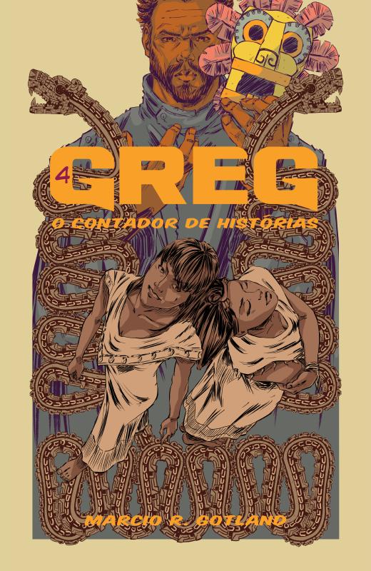 Greg - O contador de histórias # 4