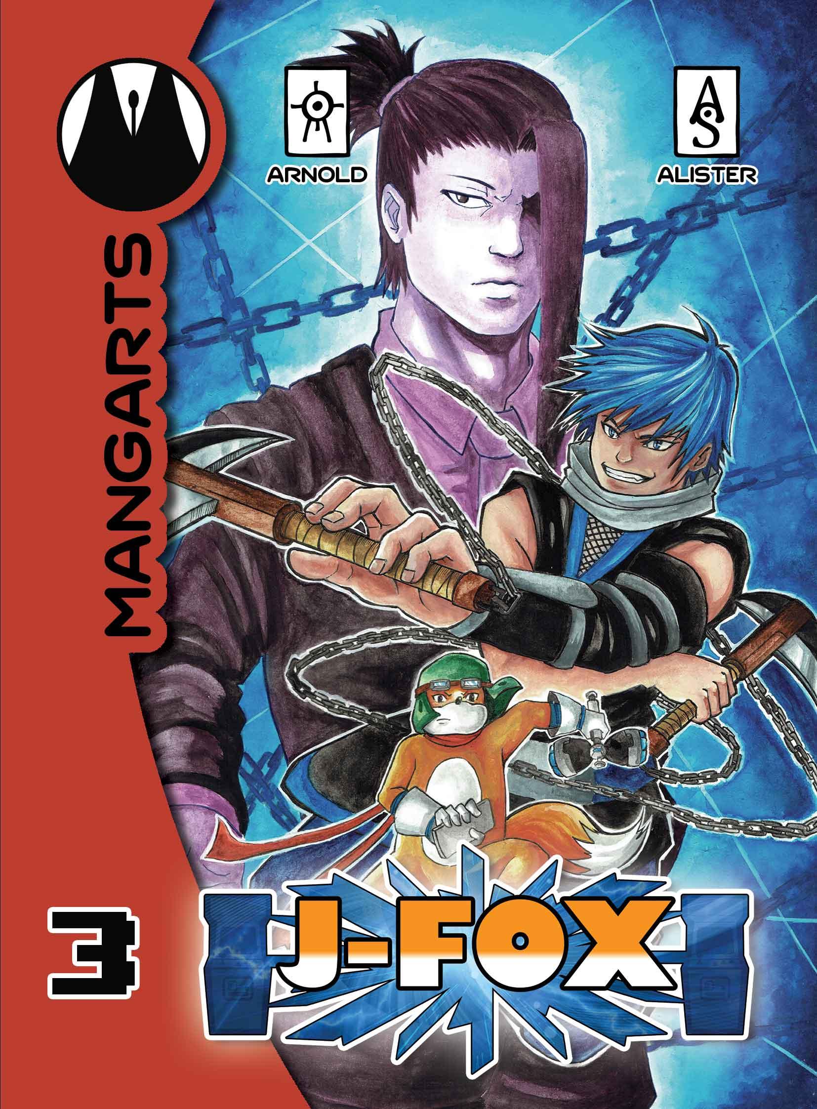 J-Fox - Volume 3