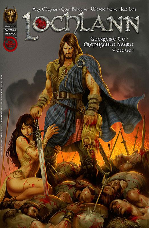 Lochlan - Volume 1