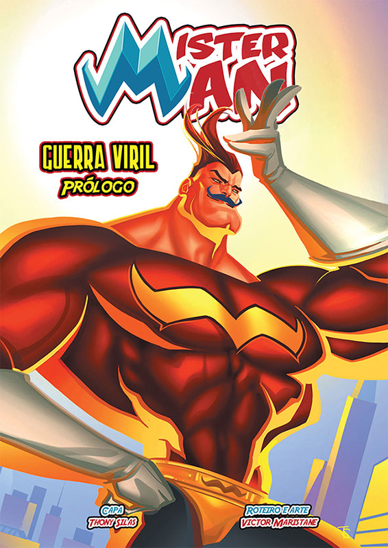 Mister Man - Guerra Viril - Prólogo