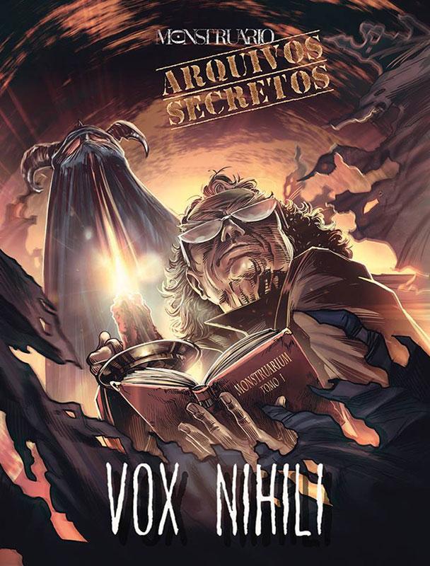 Monstruário - Arquivos Secretos - Vox Nihili