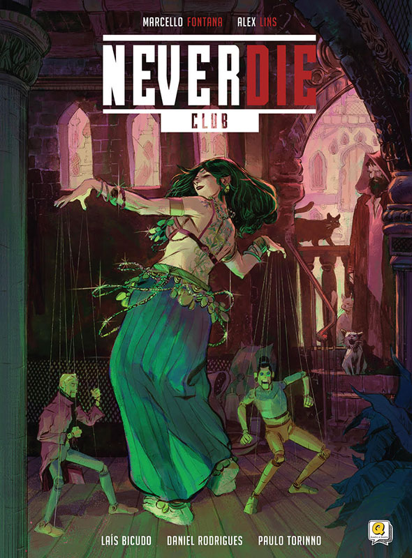 Never Die Club - Volume 2 - Os Jogos de Judas