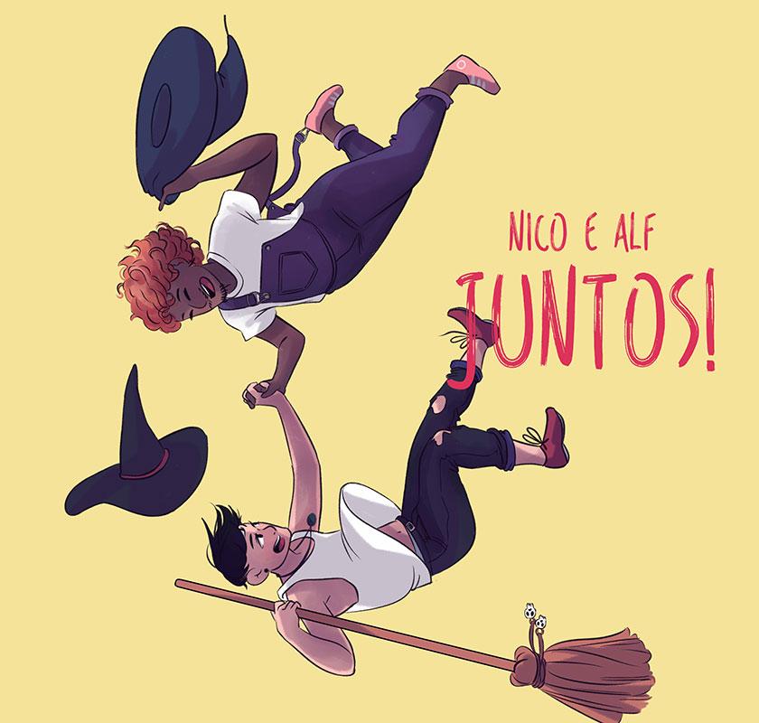 Nico e Alf - Juntos!