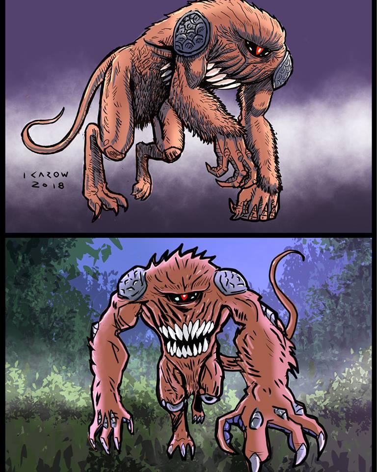 O Monstro