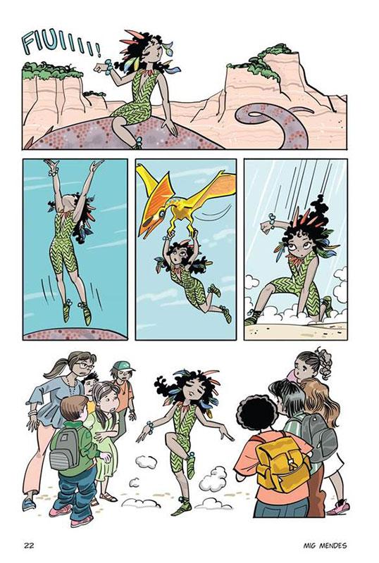 A Princesa dos Brasilossauros # 1