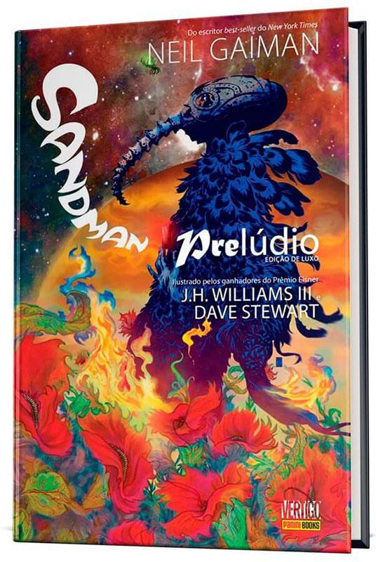 Sandman - Prelúdio - Edição de Luxo