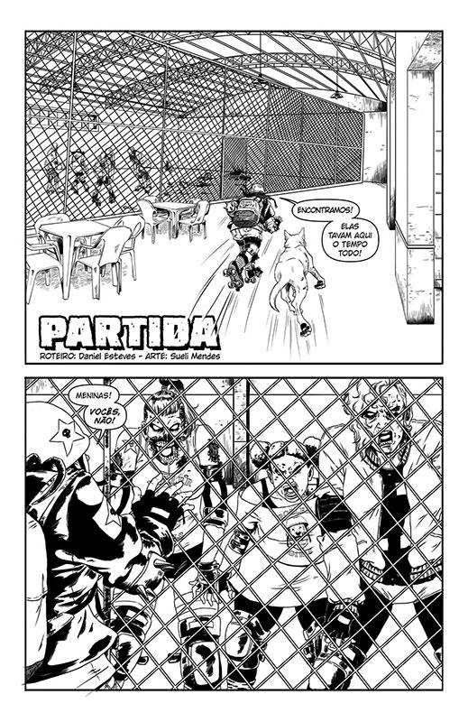 São Paulo dos Mortos - Volume 4