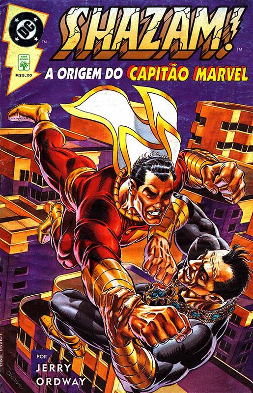 Shazam! – A origem do Capitão Marvel