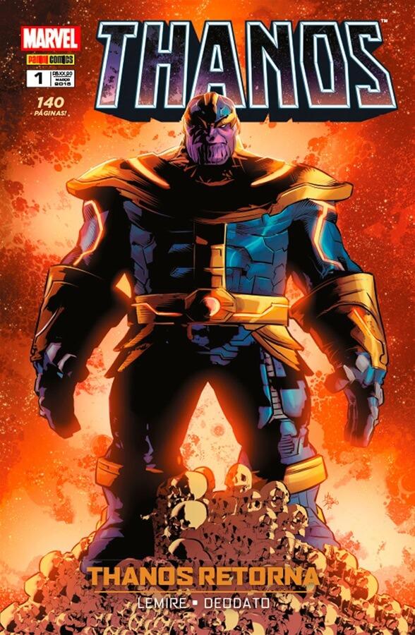 Thanos – Thanos Retorna