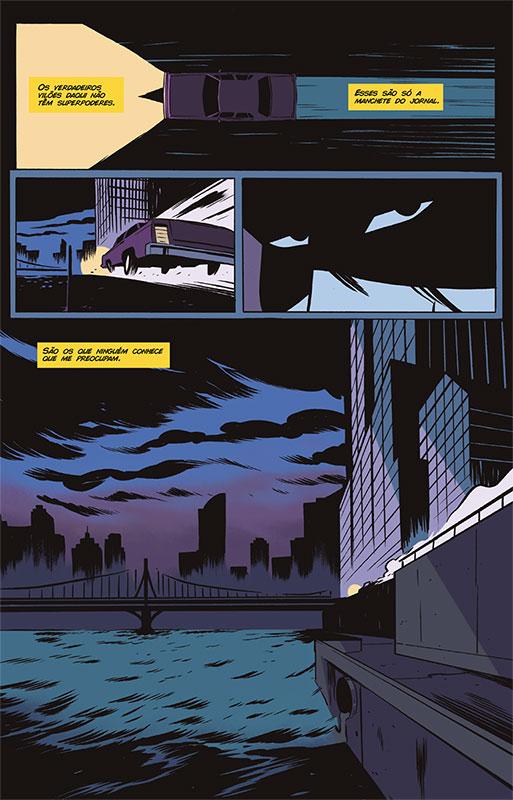 Vigilante Noturno - Black