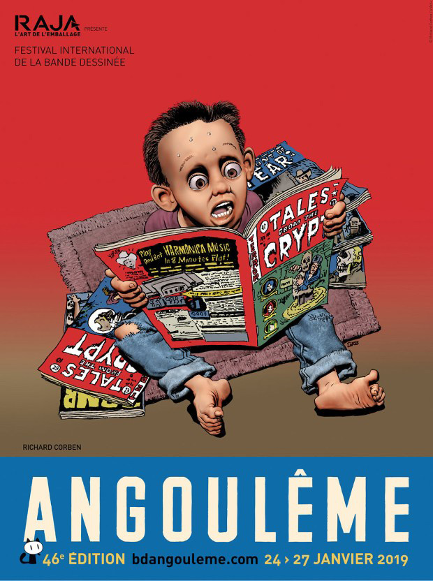 Cartaz do Festival de Angoulême
