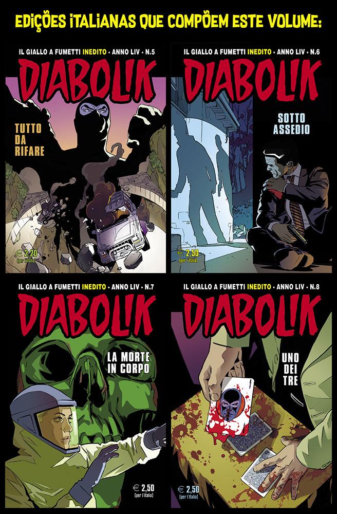 Diabolik - Volume 2