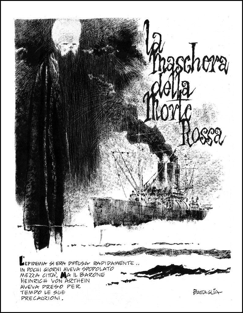A Máscara da Morte Rubra e outros contos de Poe