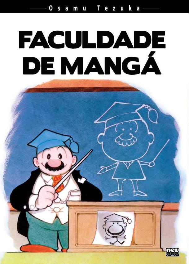Faculdade de Mangá