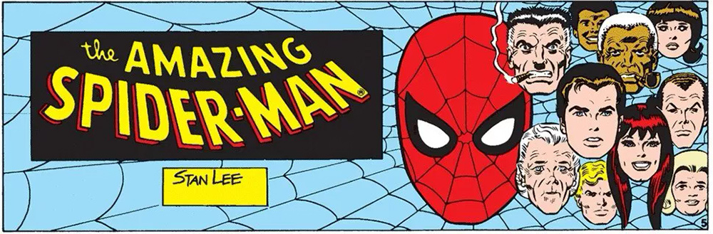 Tira Dominical do Homem-Aranha