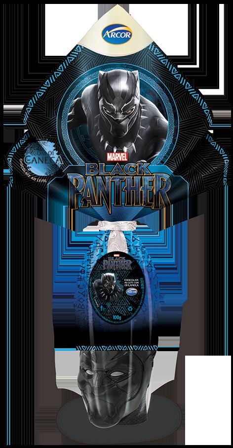 Ovo Arcor Pantera Negra