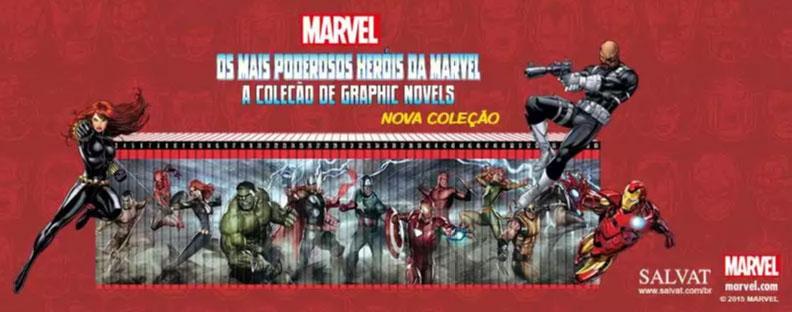 Os heróis mais poderosos da Marvel