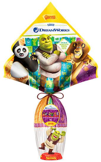 Ovo Garoto Clássicos DreamWorks