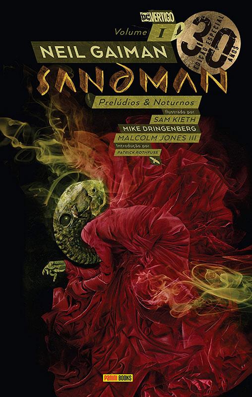 Sandman - Edição especial de 30 anos