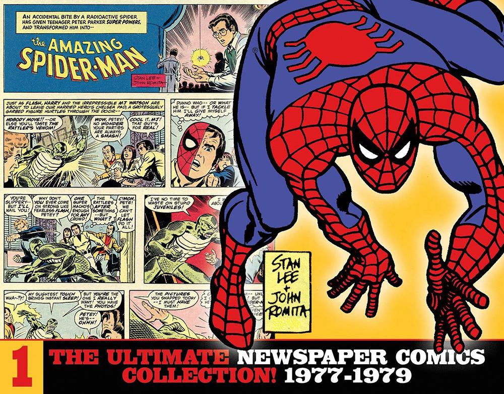 Coletãnea de Tiras do Homem-Aranha