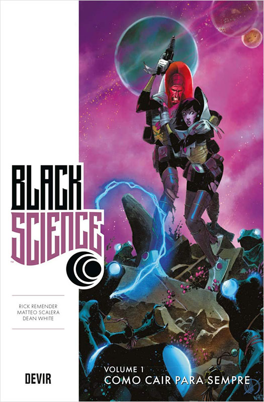 Black Science - Volume 1 - Como cair para sempre