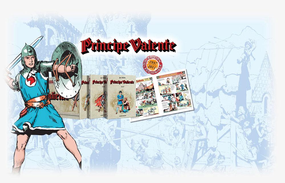 Coleção Príncipe Valente